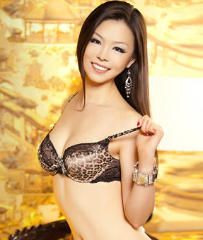 Meet a genuine Oriental female